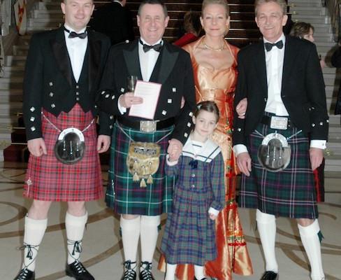 Robert Burns International Foundation/Burns Supper 2005